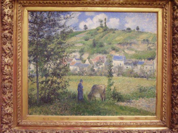 Фото галерея музей д орсэ париж