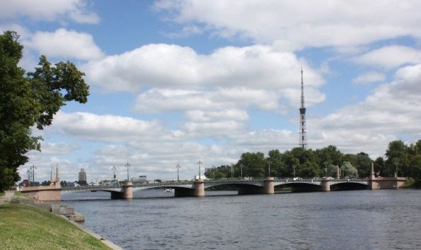 На подсветку Каменноостровского моста потратят 26 млн рублей