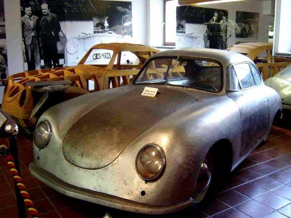 Музей автомобилей «Порше»