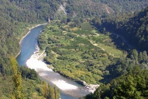 Река впервые была исследована в 1845—1846
