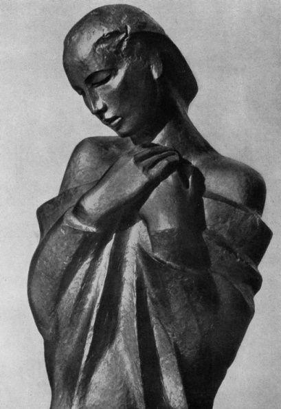 Кольбе скульптор. Музей Георга Кольбе