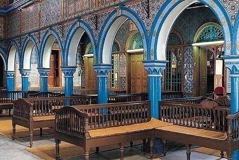 синагога джерба тунис